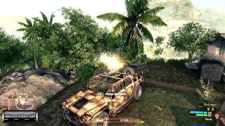 Crysis Warhead Gameplay - Very High DX10 - HD5870 (PC HD)