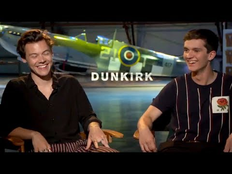 HARRY STYLES & FIONN WHITEHEAD FUNNY MOMENTS