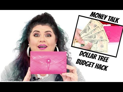 DOLLAR TREE BUDGETING HACK | MAKE YOUR MONEY STRETCH FURTHER