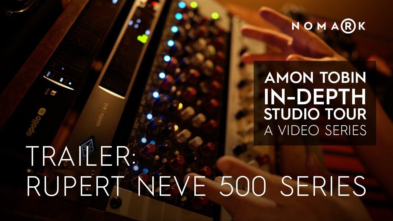Rupert Neve 500 Series
