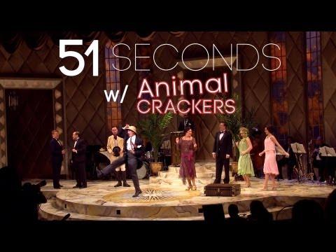 51 SECONDS w/ Animal Crackers!