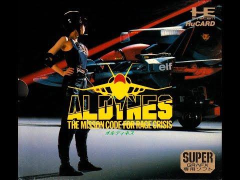 Aldynes Pc Engine  Super Grafx  Reviewed
