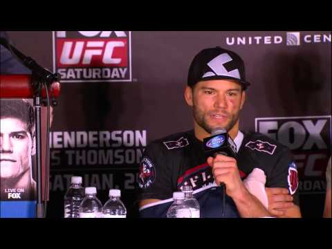 UFC on FOX 10: Post-fight Press Conference