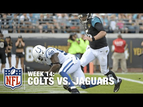 Robert Mathis Recovers Blake Bortles