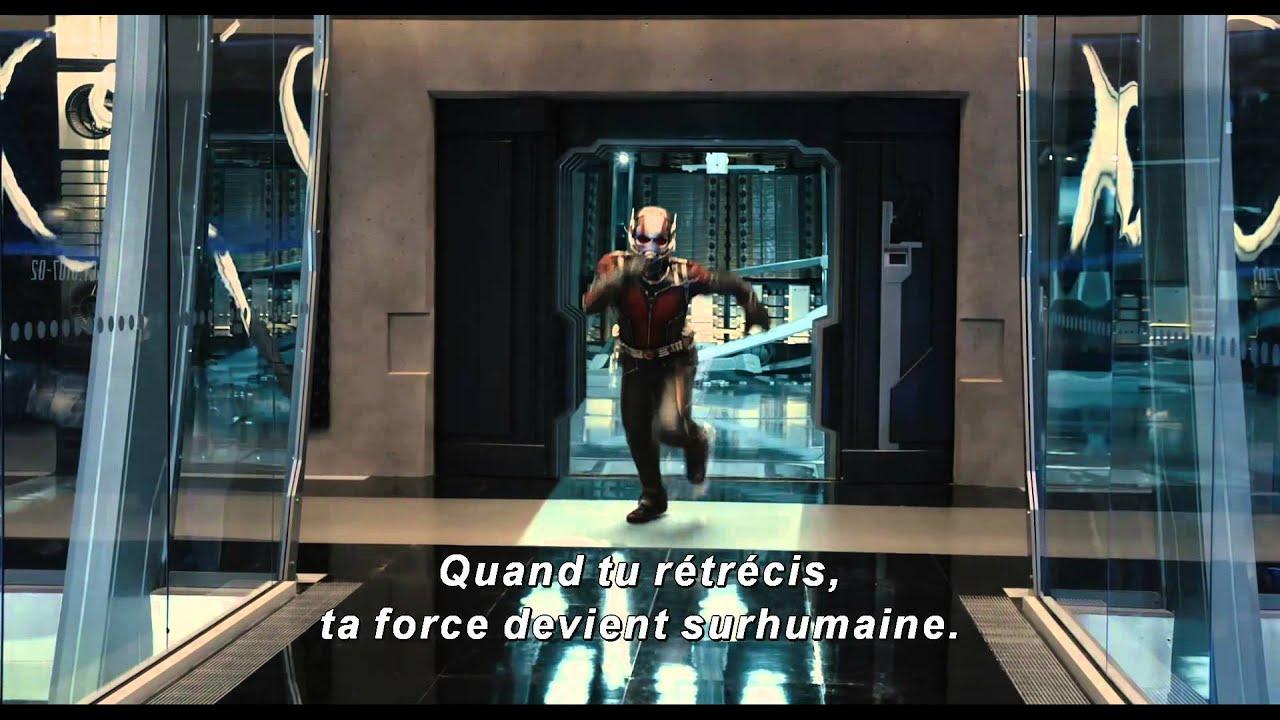 Ant-Man - Bande-annonce en VOST - Le 14 juillet au cinéma