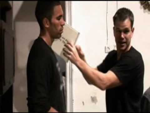 How to Fight Like Jason Bourne...