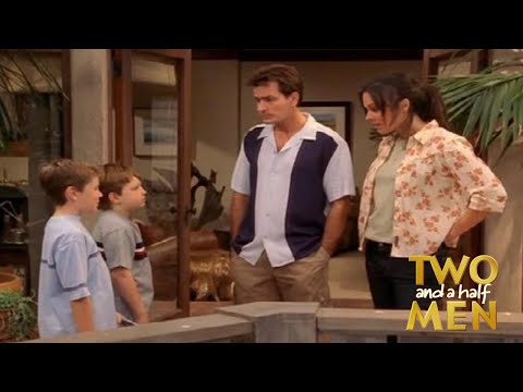 Two and a Half Men Season 1, episode 5  'The last thing you want is to wind up with a hump'