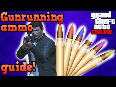Download Gunrunning ammo guide! - GTA Online Pics