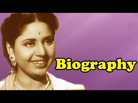 Geeta Bali Biography Youtube