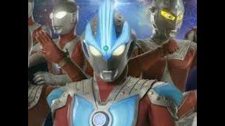 Lagu Ultraman || Full Lagu Ultraman Orb, Ginga, Mebius, Saga, Cosmos