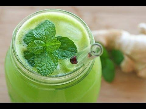 كيفية عمل ليمون بالنعناع في 4 دقائق كالمحترفين - How to make Lemon Mint juice as a Pro in 4 minutes thumbnail