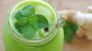 كيفية عمل ليمون بالنعناع في 4 دقائق كالمحترفين - How to make Lemon Mint juice as a Pro in 4 minutes