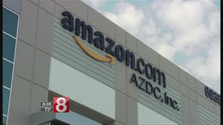 Gov. Malloy speaks on Amazon potentially putting corporate headquarters in Conn.