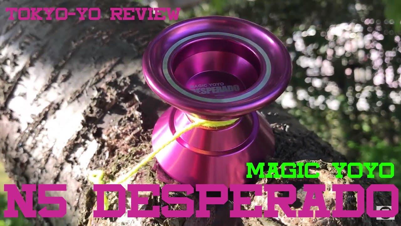 TokYo Yo Reviews Magic Yoyo N5 Desperado