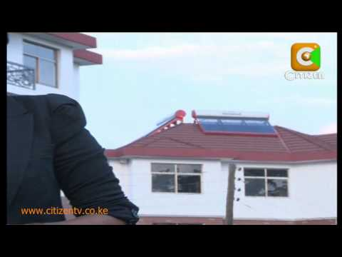 ERC: Solar Water Heating