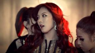 4minute - Volume Up (Hyuna version)