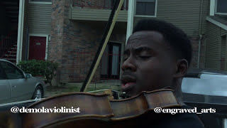 For Life - Runtown Cover by Demola The Violinist