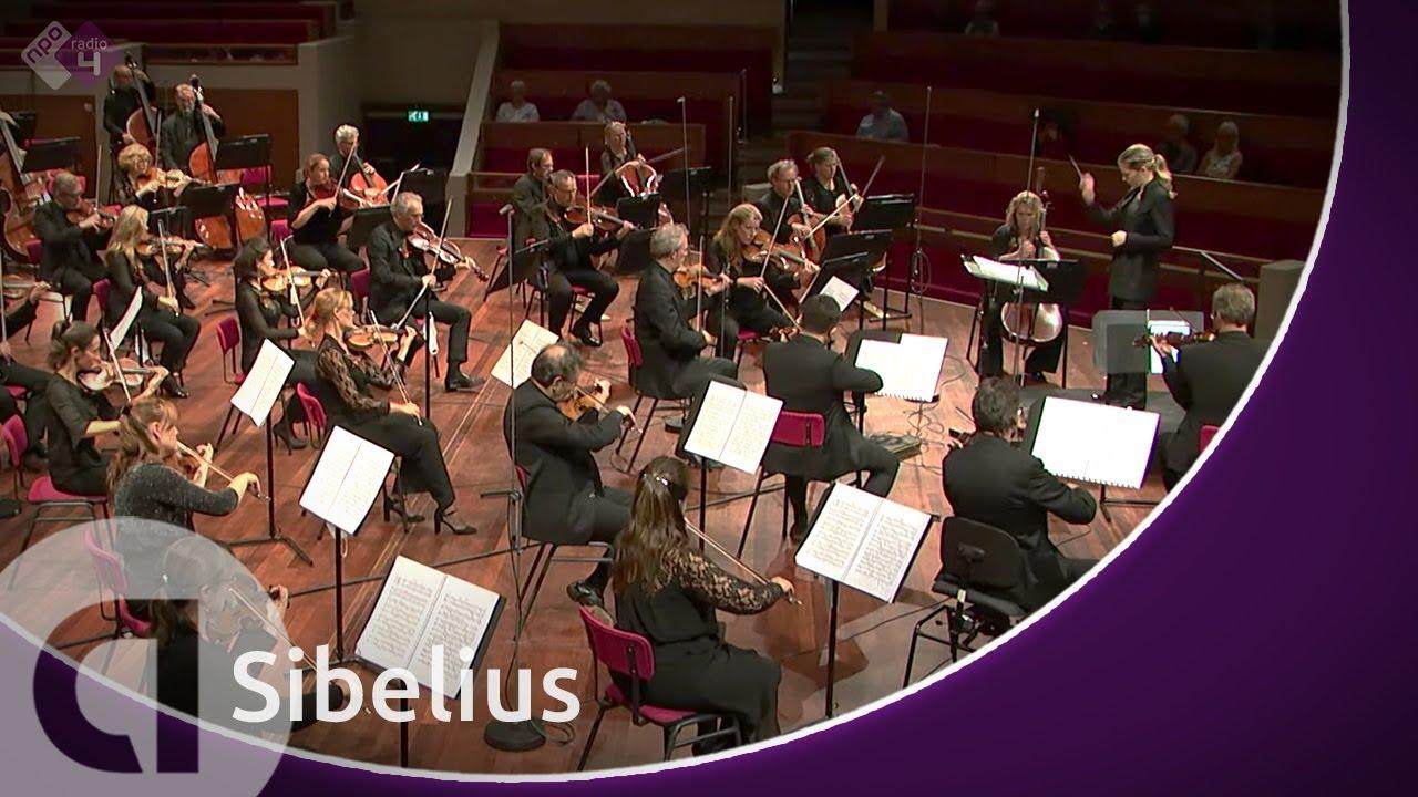 Sibelius: Symfonie nr. 3 - Radio Filharmonisch Orkest o.l.v. Karina Canellakis - Live Concert HD