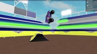 Roblox Monster Jam TTB Season 2 Event Highlights #7 (San Diego, CA)