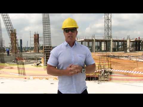 CRC Johannesburg Building Project | Pastor At Boshoff