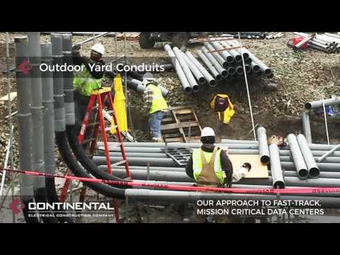 Data Center Co-Location Electrical Contractor