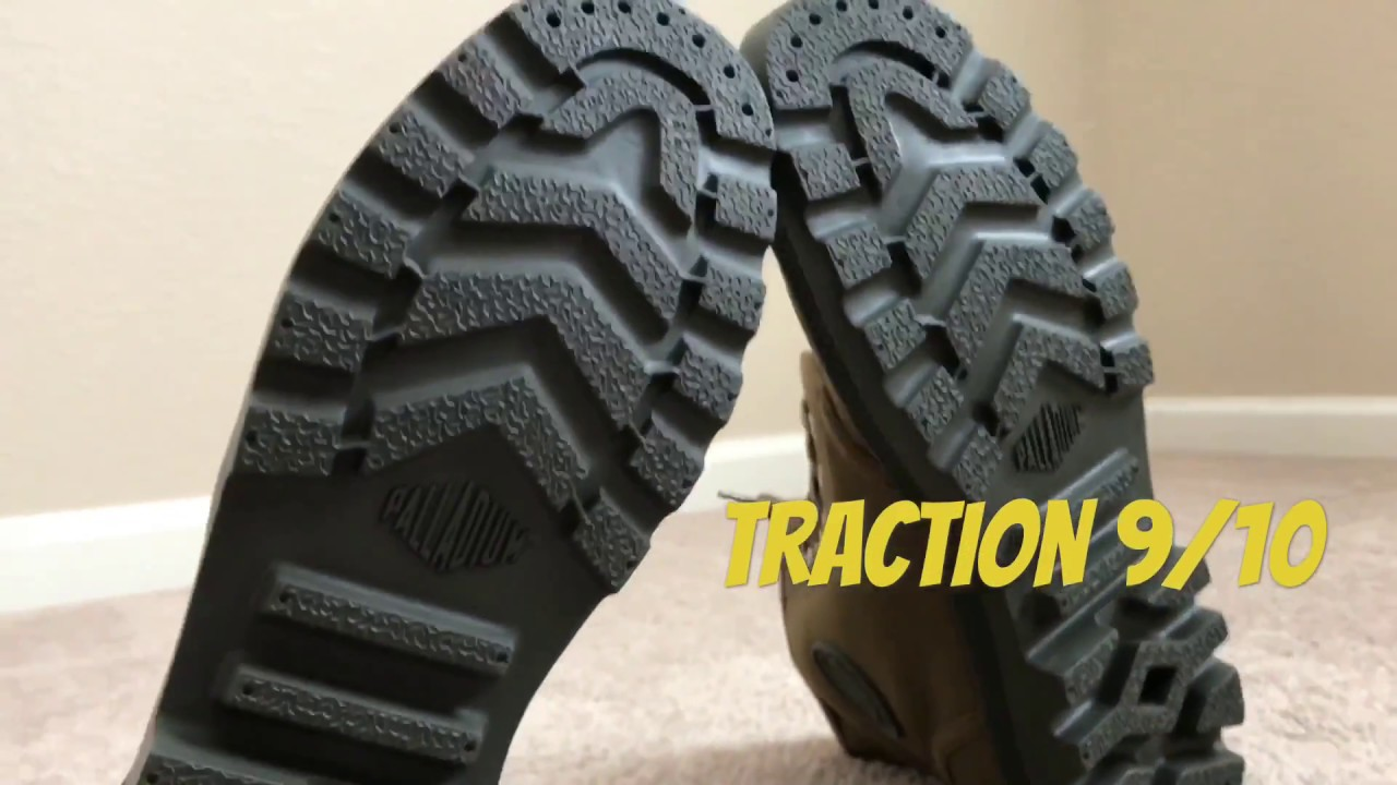 Palladium Boots Review - YouTube