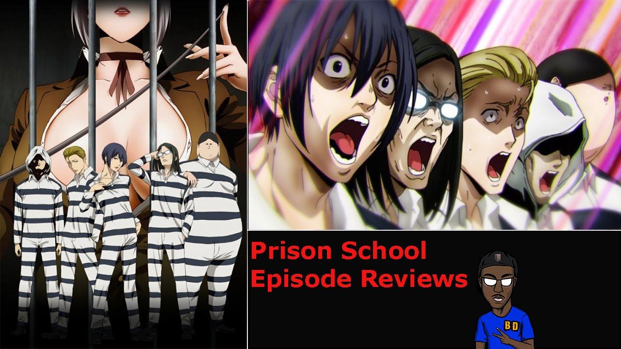 Prison School Ger Dub