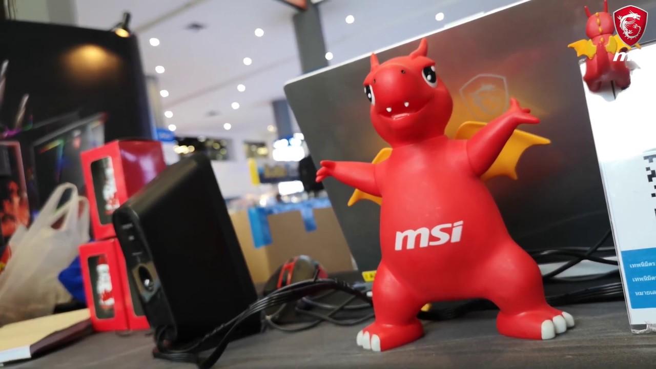 MSI Pantip Expo 2018