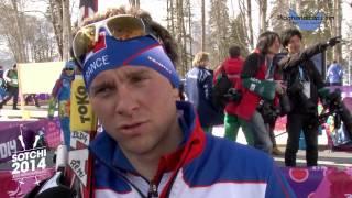 Benjamin Daviet - 8ème place au 10 km libre hommes - www.bloghandicap.com - La Web TV du Handicap