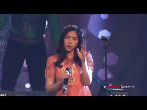 Isyana Sarasvati - Kau Adalah (live) At 90th Willy Lontoh