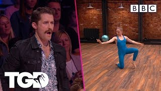 Hannah's MIND-BLOWING Audition leaves Audience stunned | The Greatest Dancer | Auditions Week 3