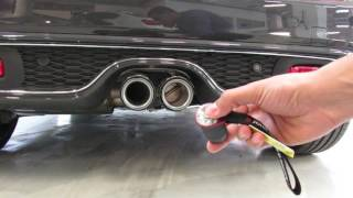 """MINI cooper S (F56) """"JCW PRO"""" Exhaust System and Power Kit"""