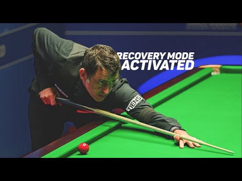 Ronnie O'SULLIVAN Activates Recovery Mode! 2021  World Championship