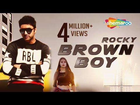 New Punjabi Songs 2016   Brown Boy   Official Video [Hd]   Rocky   Latest Punjabi Songs