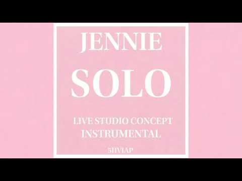 JENNIE - SOLO (Live Instrumental Concept)