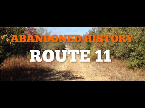 ABANDONED HISTORY: Connecticut Route 11