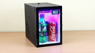 How to Make a Fridge at Home