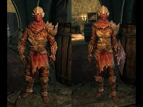 how to craft chitin armor in skyrim