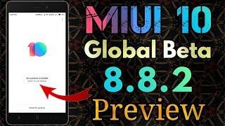видео MIUI 9 Global Beta ROM 8.4.19 — что нового и краткий обзор обновления