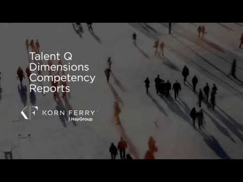 Korn Ferry Hay Group - Competency Report Video