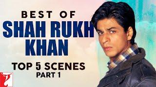 Download Best of Shah Rukh Khan | Top 5 Scenes | Part - 1 | Best of SRK Scenes | SRK Dialogues