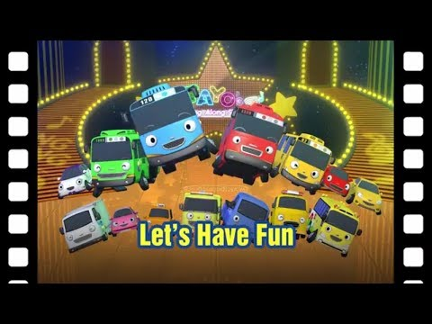 Tayo let's have fun! l 📽 Tayo's Little Theater #32 l Tayo the Little Bus