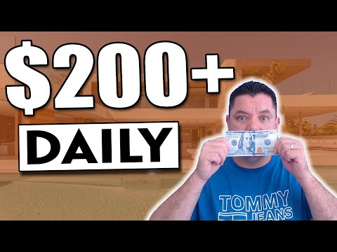 MAKE $200 a DAY! 🔥SIMPLE WAY🔥 To Promote ClickBank Products Using FREE Traffic! thumbnail