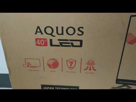 REVIEW SMART TV SHARP LC-40SA5500