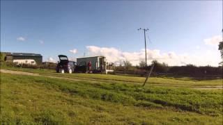 Timelapse of MoonFleet Farm, Dorset - September 2015