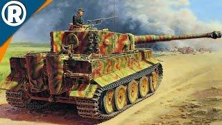 FURIOUS TIGER ASSAULT   Real Tank Simulation   T-34 vs. Tiger Gameplay
