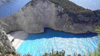 Plaja Navagio de pe Insula Zakynthos