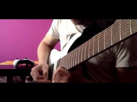 Kraken guitar test