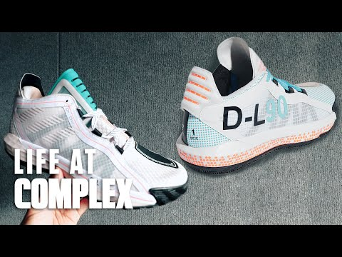 Two Versions Of The Damian Lillard & Pusha T Sneaker Collab! | #LIFEATCOMPLEX