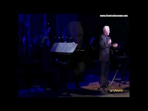 Charles Aznavour & Erik Berchot - Sa jeunesse - Yerevan 2014